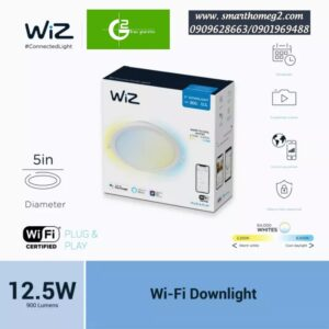 den-led-am-tran-philips-wi-fi-tw-13w-rd5″-d125-827-65-12-1ct